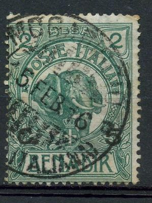 Somalia 1906-16 SG#11, 5c On 2b Elephant Used #A41898