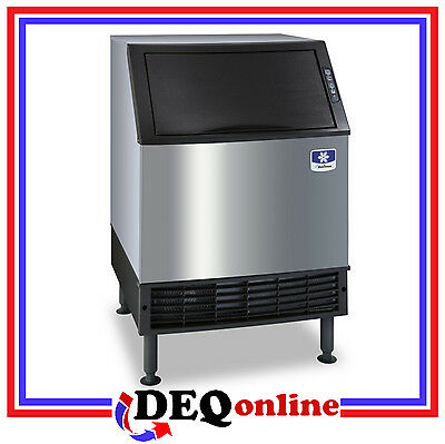 Manitowoc NEO UDF-0190A 198 lb Undercounter Ice Cube Machine Air Cooled U-190