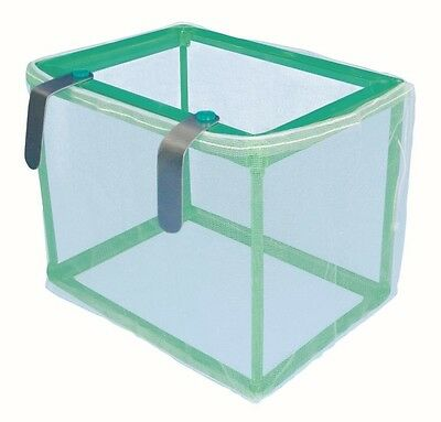 Aquarium Net Breeder Fine Mesh Tropical Fish Discus Breeding Fry Platty Guppy