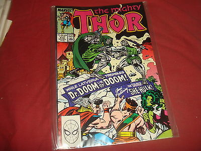 THE MIGHTY THOR  #410 Marvel Comics  NM