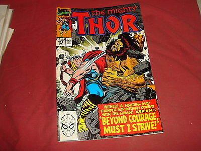 THE MIGHTY THOR  #414 Marvel Comics  NM