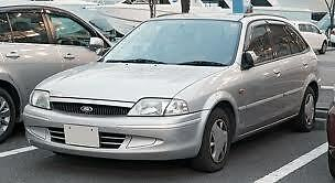 Ford Laser Kn Kq 1999-2003 Repair Service Manual In Dvd