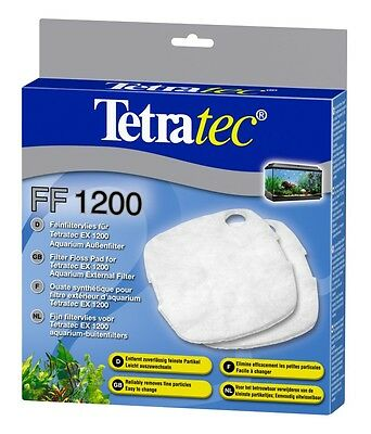 TetraTec External Filter Floss Pad Media EX1200 Tetra 1200 Fish Tank Aquarium