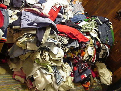 HUGE WINTER BABY BOY WHOLESALE CLOTHES LOT 9 MOS TO 18 MOS 50PC