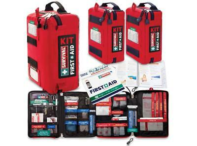 First Aid Kit bundle: Traveller KIT+Handy KIT+CPR KIT+Emergency first aid book