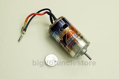 066: 1x 550 Brushed Motor 12T 9600Rpm suit for RC 1:10 On/Off Truck,Boat,Plane