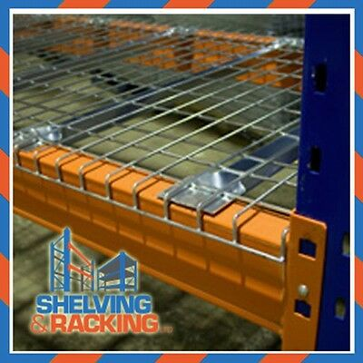 40 Wire Mesh Decks for Pallet Racking -1350mm x 1100mm