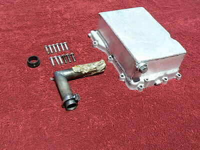HIGH CAPACITY MINI-SPRINT MODIFIED OIL PAN 96-03 ZX7 Ninja ZX7R dwarf car engine