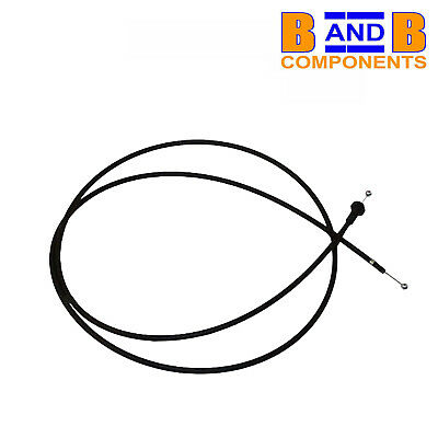 VW GOLF JETTA MK2 & GTI BONNET CABLE 1984 to 1991 C289