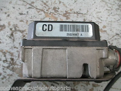 Holden Commodore Vt  Cruise Control Module Code Cd Good Condition With Warranty