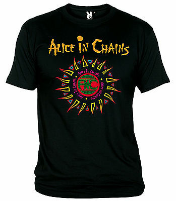 "Camiseta ""alice In Chains-Logo-Symbol"" T-Shirt"