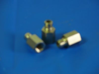 """200 Series Quick Connect Plugs 1/8"""" NPT 1/4"""" Plug ID - package of 50 pcs."""