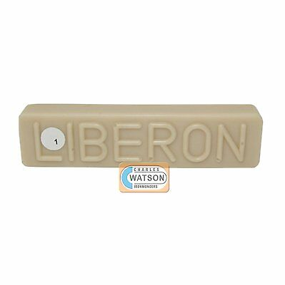 LIBERON 50g IVORY Wax Filler Wood Repair Stick Fix Furniture Cracks Splits Holes