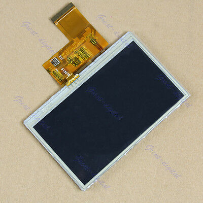 "New 4.3"" TFT LCD Module Display + Touch Panel Screen 1pc"
