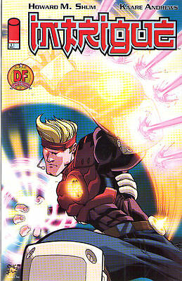 INTRIGUE #1 - Dynamic Forces Alternative Cover - New Bagged