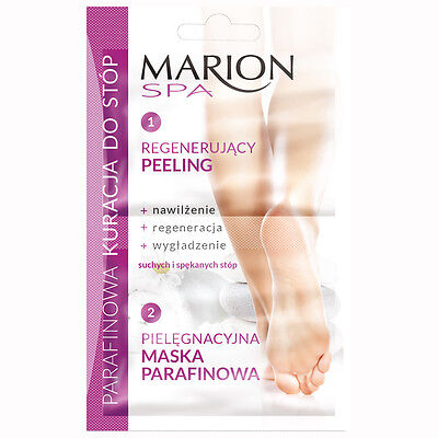 MARION Spa - Pedicure Paraffin Treatment For Feet