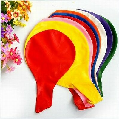 Thick Giant Air Balloons 36 inch latex Balloon Wedding Party Birthday Decoration