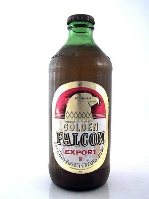 1984 circa GOLDEN FALCON Beer 333ml Isle of Wine