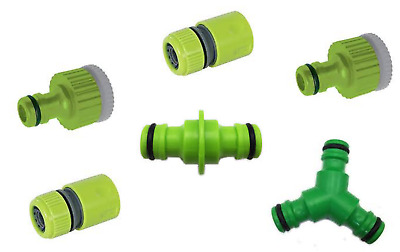 Hozelock Style Garden Quick Water Hose Pipe Connector Accessories Watering