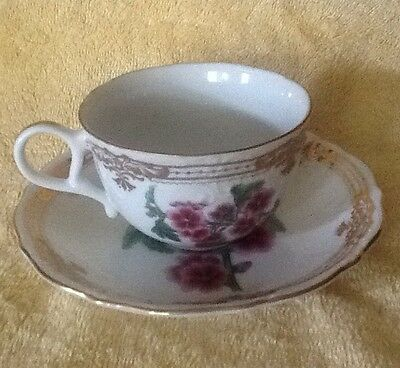 Andrea by Sadek cup and saucer B-7-2