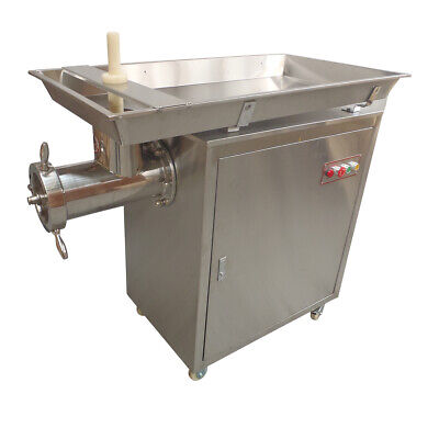 New Commercial 1200Kg/hr Electric Meat Mincer Butcher S/steel Upright Grinder