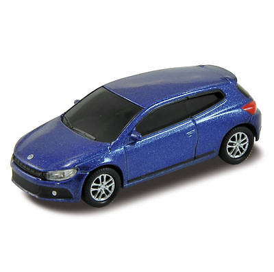 Official VW Scirocco Car USB Memory Stick Flash Drive 4Gb - Blue