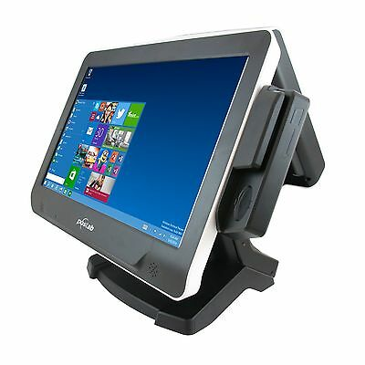"""Point Of Sale POS System All in one touch screen 15.6"""" for Retail Or Restaurant"""