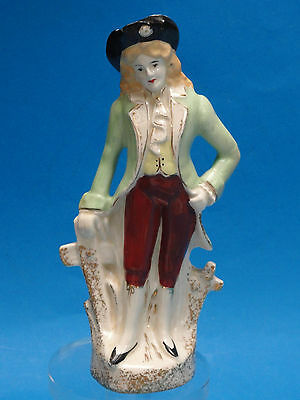 Fabulous Early - Mid Century German ? Esquire Figurine ~ 7.5""
