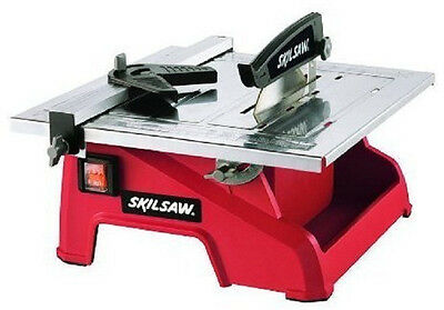 "SKIL 3540-02 7"" Wet Tile Saw WITH DIAMOND BLADE 4.2-Amp 7-Inch"