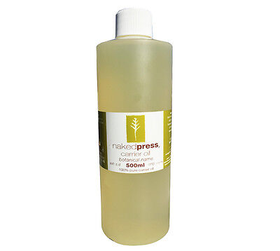 Grape Seed Oil - Premium Grade 500Ml