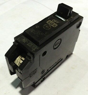 2-Pole 125-Amp Thick Series General Electric THQL21125 Circuit Breaker