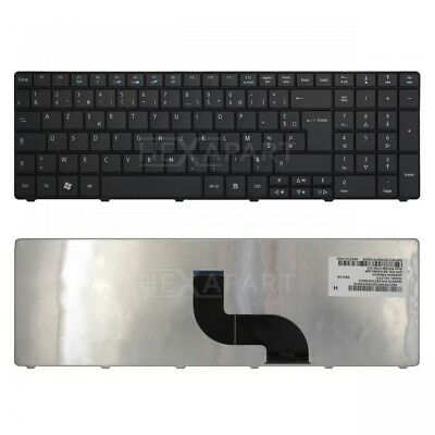 Clavier Azerty Français pour Packard Bell EasyNote LM Model MS2290 MS2291