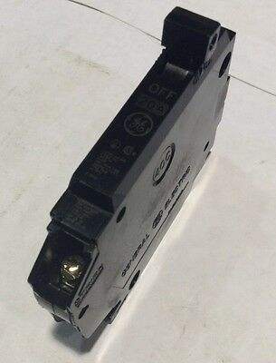 THQP120 General Electric Circuit Breaker 1 Pole 20 Amp 120V (2 YEAR WARRANTY)
