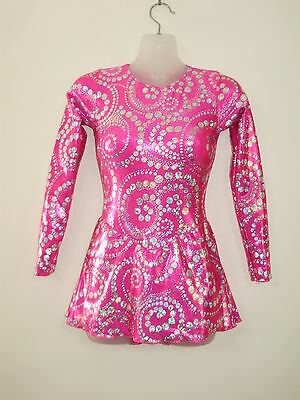 Ice Skating / Dance Costume Size 12 New