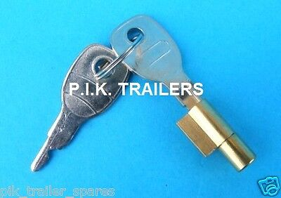 Coupling Security Hitch Lock with 2 Keys for Pressed Steel ALKO AK7