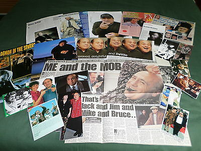 Danny Devito - Film Star  - Clippings-Cuttings Pack