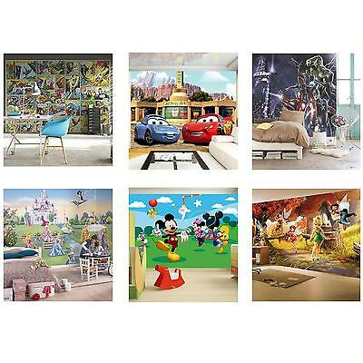 Disney & Character Large Wall Mural Bedroom Decor Wallpaper New