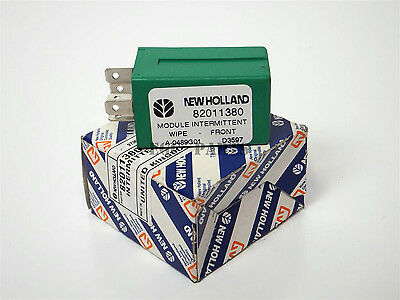 """New Holland Tractor Front Wiper Relay (Intermittent) """"60 & T Series"""" - 82011380"""