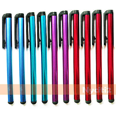 10 pcs NEW Universal Stylus Pen for All Touchscreen Devices Tablets Smartphones