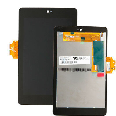 OEM Asus Google Galaxy Nexus 7 Tablet LCD Touch Screen Digitizer Assembly Parts