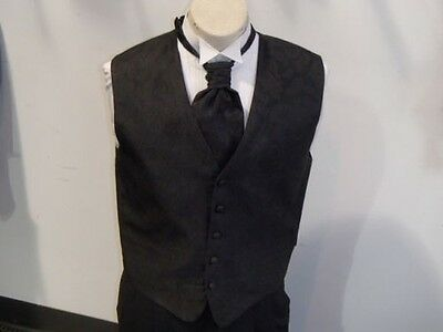 Men's Celebrity Paisley Formal Tuxedo Vest & Ties each sold Separately