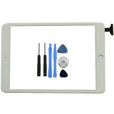 New White Touch Screen Digitizer Replacement Front Glass Display For iPad Mini