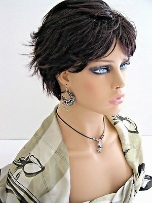 Female lifesize head, amt-mannequins, hand made head - FO