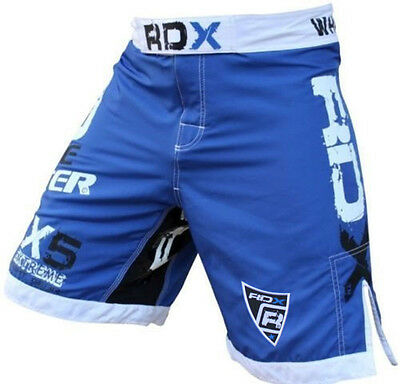 RDX Auth Gel Fight Shorts UFC MMA Grappling Short Boxing Muay Thai Gym Mens R AU