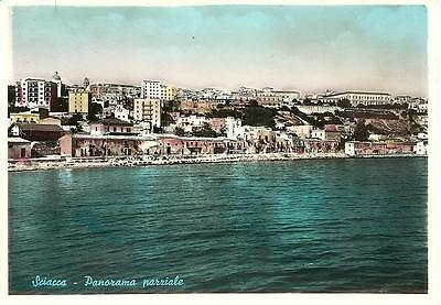 SCIACCA  -  Panorama parziale