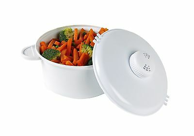 Neat Ideas Microwave Multi Cooker - Cooks meat veg and rice dishes in minutes