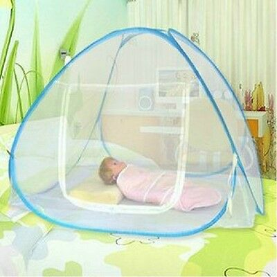 Portable Foldable Baby Kid Newborn Bed Crib Pop Up Canopy Mosquito Net Play Tent