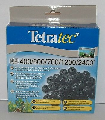 TETRATEC BIO FILTER BALLS 800ml Suitable for all external aquarium filters