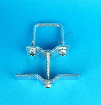 """Universal Spare Wheel Carrier for Trailers suitable for 8"""" 10"""" Wheel  #GWZ-2405"""