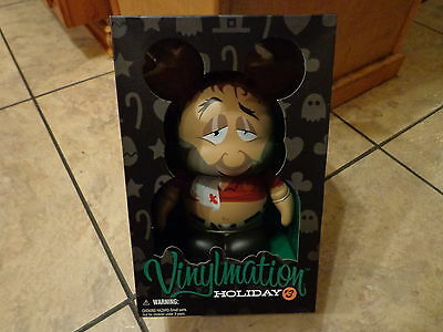 "Disney's Vinylmation Holiday #3--9"" Thanksgiving Dinner Aftermath Figure (New)"